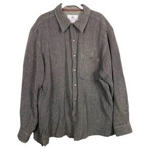 The Territory Ahead Textured Weave Button Shirt